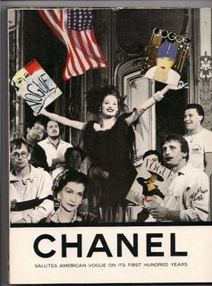 Back Cover: Chanel ad